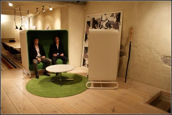 Box Sofa и Lounger от Loook Industries