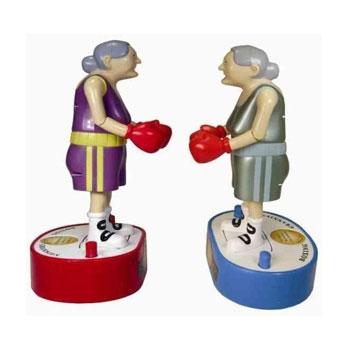 Бабушки-боксерши
