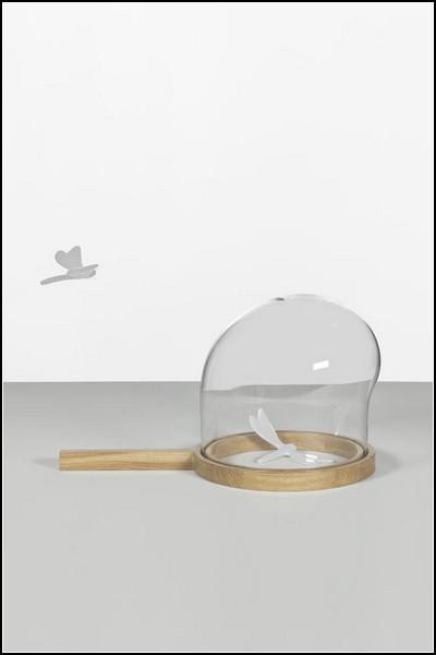 Стеклянная коллекция Here&(T)here от галереи SecondHome