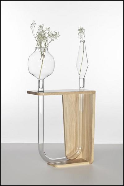 Серия эксклюзивных скульптурных ваз Here&(T)here на выставке SaloneSatellite 2011