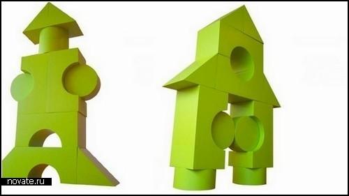 Многофункциональная игрушка Casa Kubaa