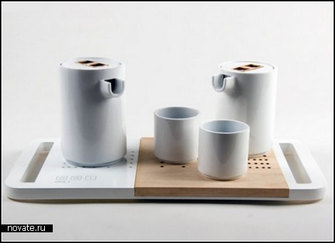 Сha.t - набор для традиционного китайского чаепития
