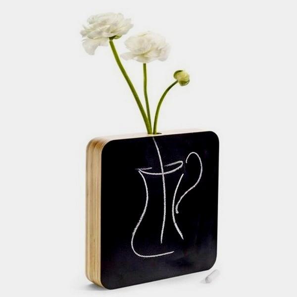 Ваза Chalkboard Bud Vase от бразильского дизайнера