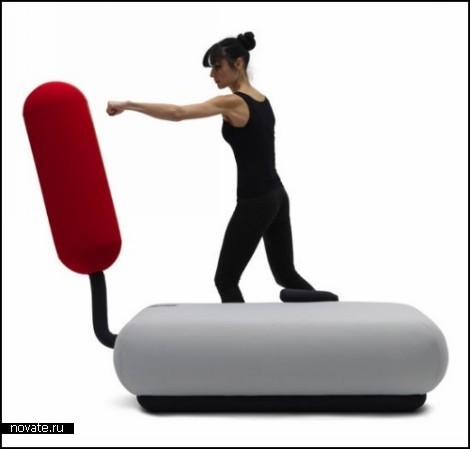 Боксерский диван Champ sofa