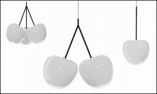 Ягодные люстры Cherries Lamp