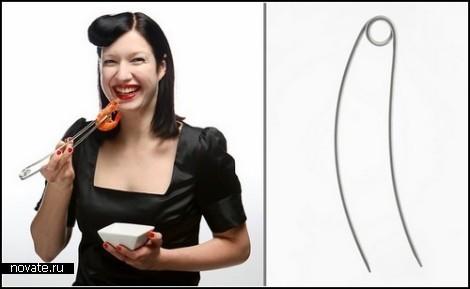 Обзор креативных палочек для восточной еды
