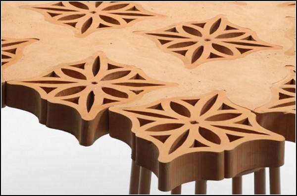 Из архитектуры в дизайн. Кирпичная мебель Cobogo