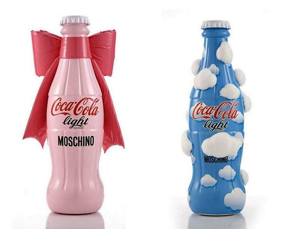 Оригинальные упаковки для бутылок с Coca-Cola
