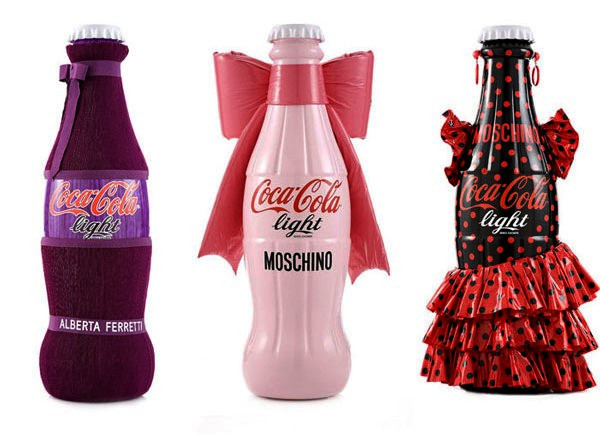 bbb6fbe49152 Дизайнерские бутылки в проекте Tribute to Fashion