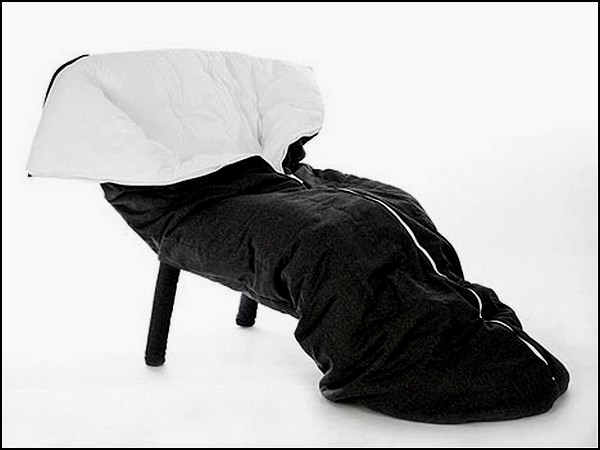 Cocon. Уютное кресло от тандема Les M