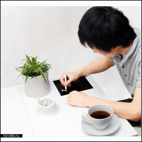 Журнальный столик с *секретными* панельками