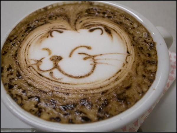 Как сохранить картинку, но подсластить кофе?