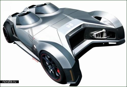 Экстремальный концепт-кар от Honda