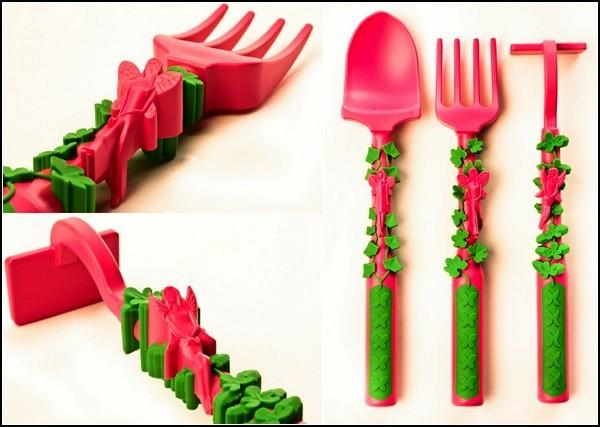 Садово-огородные приборы для салатов и гарниров