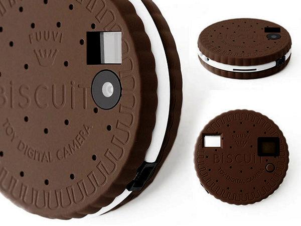 Веселые Biscuit Cameras от FUUVI