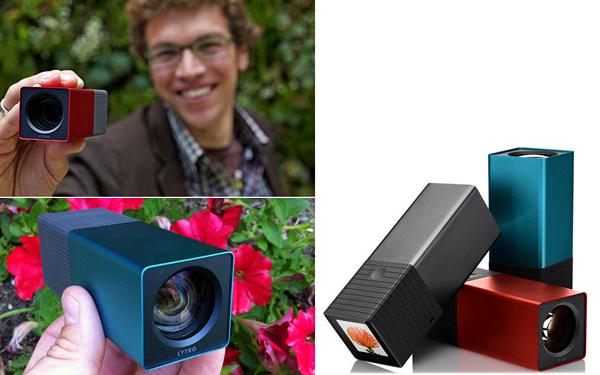 Lytro Camera, аппарат с пост-фокусом