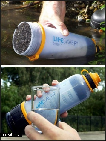 Обзор креативных бутылок