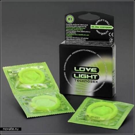 Обзор необычных презервативов