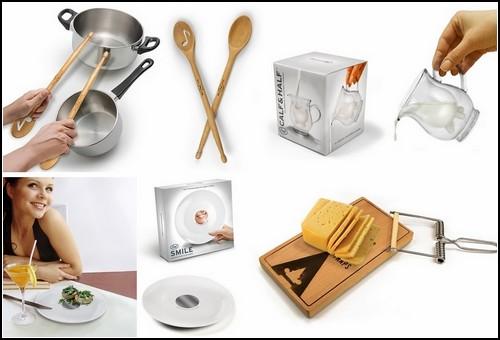 Обзор необычных приспособлений для кухни