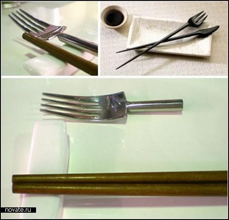 Обзор дизайнерских вилок, ложек и ножей