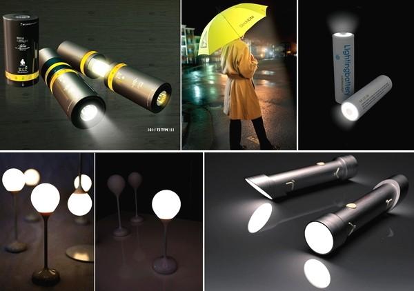 Обзор самых необычных фонариков, часть 2