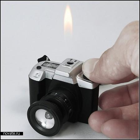 Обзор необычных зажигалок