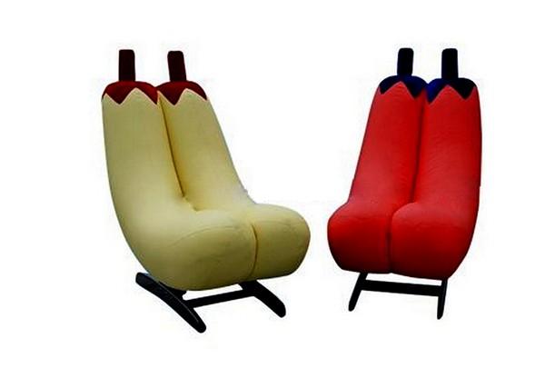 Банановое кресло-качалка Banana rocking chair