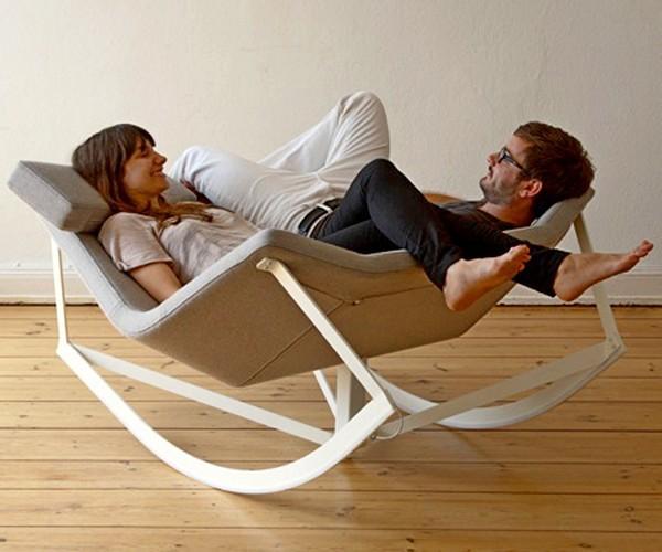 Кресло-качалка Sway от Маркуса Краусса (Markus Krauss)