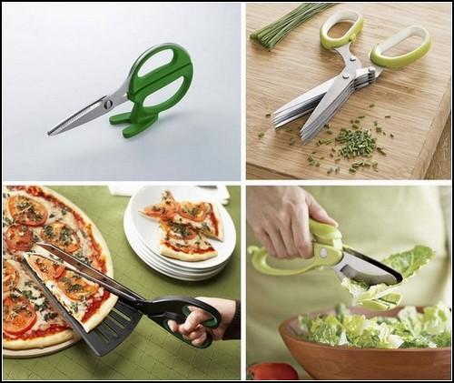 Обзор необычных ножниц