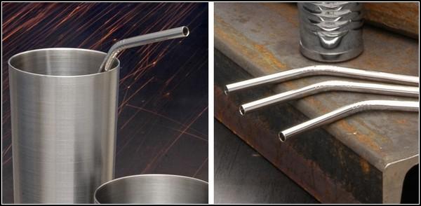 Обзор дизайнерских соломинок для коктейлей