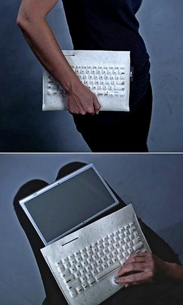 HiLo, тканевый чехол-клавиатура для планшета