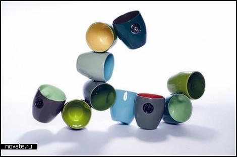 Очередной обзор дизайнерской посуды