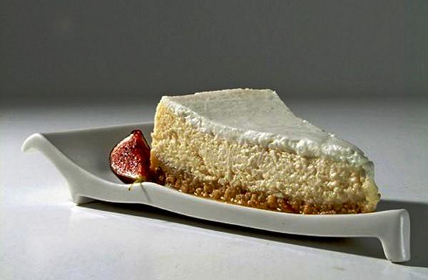 Тарелка для порции торта