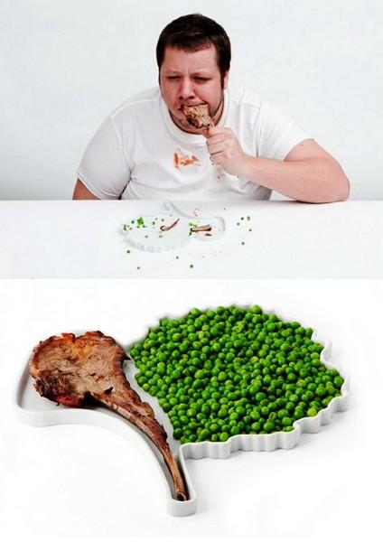 Тарелки для конкретного блюда