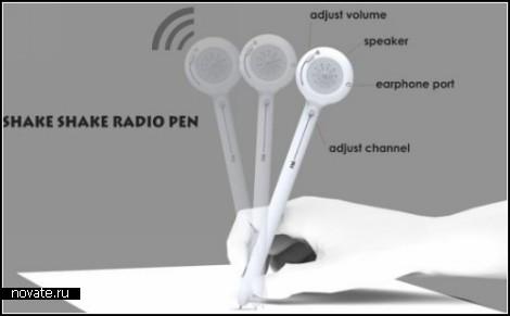 Обзор необычных радиоприемников