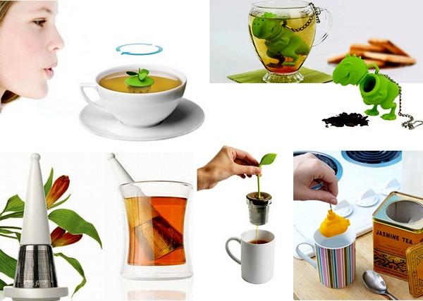 Обзор необычных дизайнерских заварников для чая