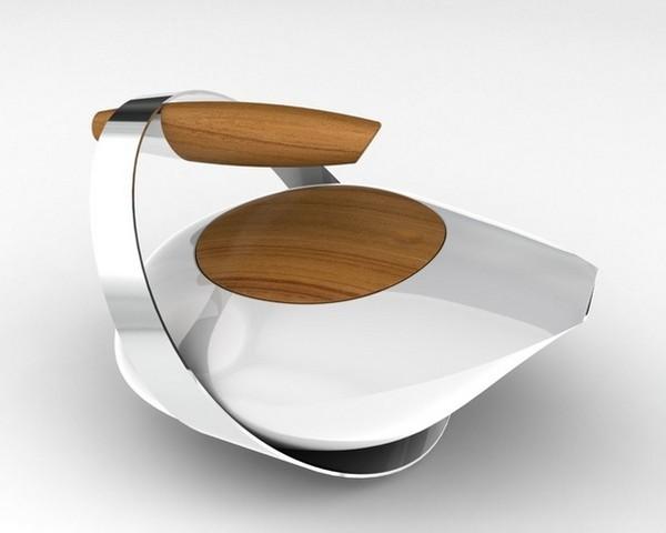 Стильный чайник в минималистичном дизайне