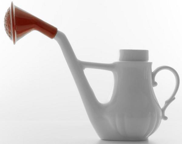 Чайник для чая, лейка для цветов