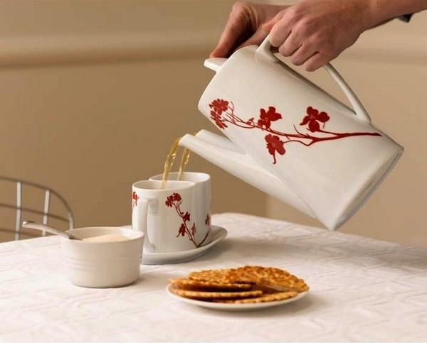Чайник для романтиков