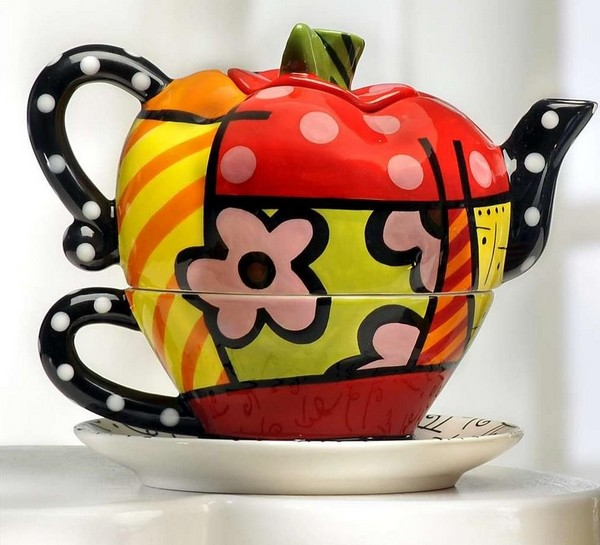 Чайник-яблочко. Apple но не Mac