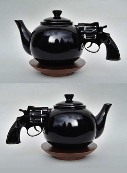 Где твой черный пистолет?