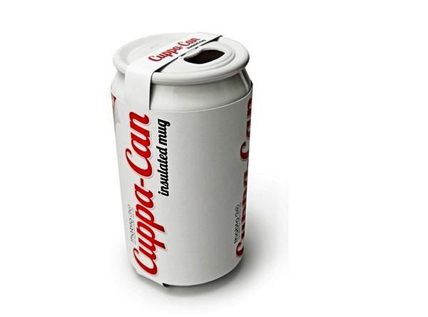 Дизайнерская кружка для горячего Cuppa Can
