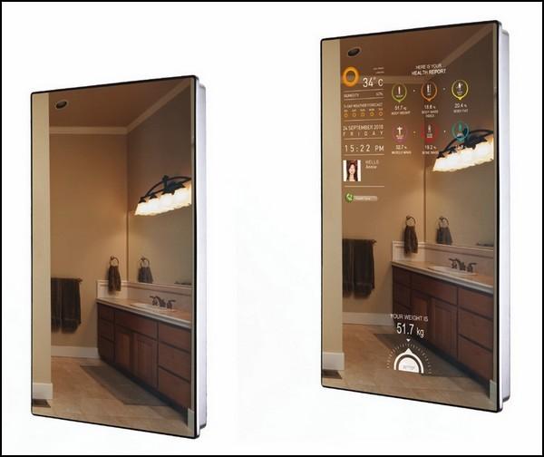 *Умное* чудо-зеркало Cybertecture Mirror