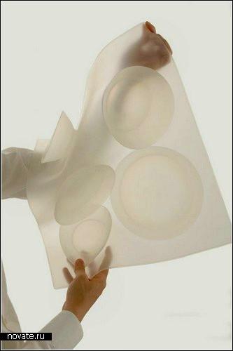 Тable dish cover. Корейская скатерть-самобранка