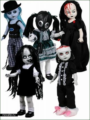 Куклы-монстры. Недетские игрушки от Living Dead Dolls