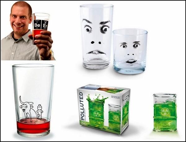Самые оригинальные стаканы. Обзор