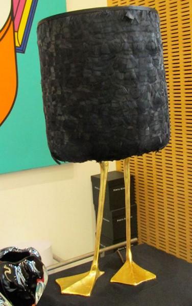 Эксклюзивная лампа Duck Feet Lamp на утиных ножках