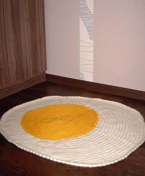 Яичный коврик для дома