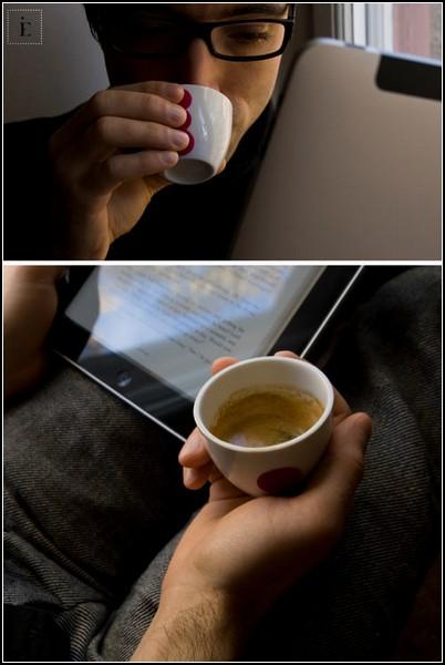 Фарфоровая посуда для кофе и чая от истинной фанатки