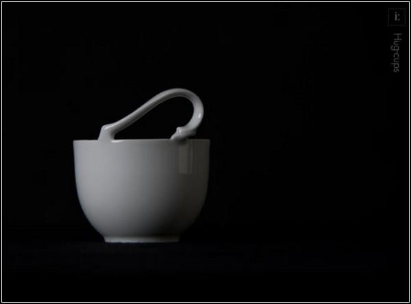 Необычные чашки для эспрессо от Эстер Имре (Eszter Imre)